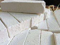 SAWN edible Chalk chunks (lump) natural for eating (food), 450 g