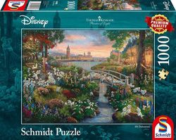 Schmidt 59489 Jigsaw Puzzle, Colourful