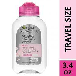 Garnier SkinActive Micellar Cleansing Water, For All Skin Types, 100ml
