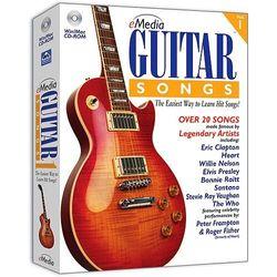eMedia Guitar Songs Instructional Software - Volume 1