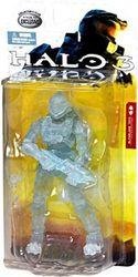 Halo 3 McFarlane Toys Collector's Club Exclusive Action Figure Active Camouflage Spartan Soldier EVA