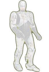 NECA Robocop Exclusive 18cm Action Figure GLOWINTHEDARK Robocop