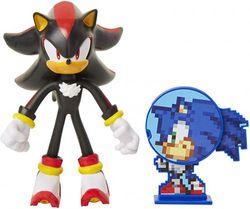 (Shadow) - Sonic The Hedgehog 10cm Shadow Action Figure