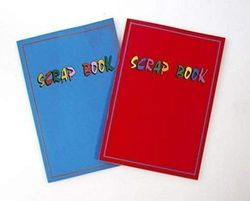 (4, Red/Blue) - 2 X Value Set of 2 Books