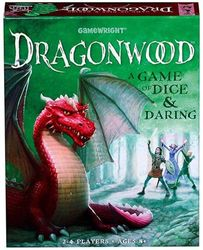 (Single) - Dragonwood A Game of Dice & Daring Board Game