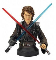 Anakin Skywalker Episode III Mini Bust - 2008 San Diego Comic Con [Toy]