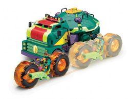 (Turtle Tank) - The Rise of the Teenage Mutant Ninja Turtles - Turtle Tank /Toys