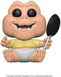 (Funko 47011 POP TV) - Funko 47011 POP TV: Dinosaurs-Baby Sinclair Collectible Toy, Multicolour