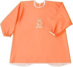(Orange) - BABYBJÖRN Long Sleeve Bib, Orange