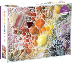(Seashells) - Rainbow Seashells 2000 Piece Puzzle