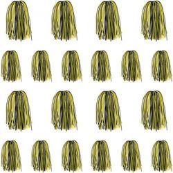 (Fishing Jig Skirts, Kit 8) - Wtrees 2701 Best Fishing Jigs or Spinnerbaits Skirts Kit Set Bulk for Bass Fishing