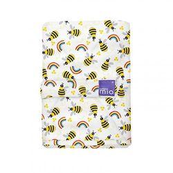(honeybee hive) - Bambino Mio Changing Mat, Honeybee Hive
