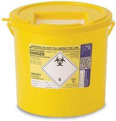 (11.5 Litre Sharps Bin) - Reliance Medical 11.5 Litre Sharps Container