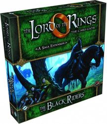 LORD RINGS LCG BLACK RIDERS EXPANSION (C: 0-1-2)