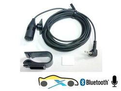 Xtenzi External Bluetooth Microphone For CLARION Stereo