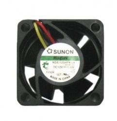 Sunon 40x40x20mm 3 pin fan KDE1204PKVX