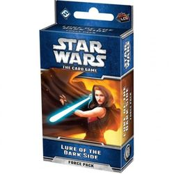 STAR WARS LCG LURE OF THE DARK SIDE FORCE PACK (C: 0-1-2)