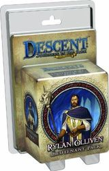 Descent: Rylan Olliven Lieutenant Pack (Second Edition)