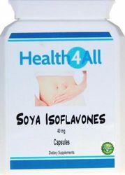 (60 Capsules (V)) - Health4All Soya Isoflavones 40mg Capsules (60 Capsules (V))