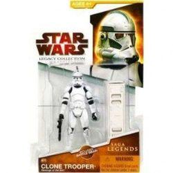 Star Wars 2009 Saga Legends Action Figure SL No. 12 Episode III Clone Trooper