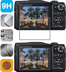 _Guarmor_ _ Premium HD Tempered Glass LCD Screen Protector Guard for Canon PowerShot SX600 SX610 SX700 SX710 HS Digital Camera