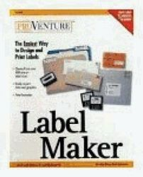 ProVenture Label Maker