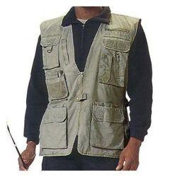 (Large, Khaki) - Rothco Convertible Safari Outback Jacket