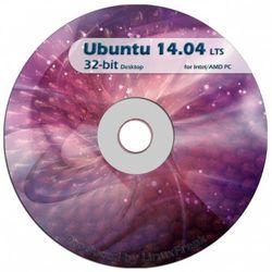 Ubuntu Linux 14.04 DVD - Long Term Support - OFFICIAL 32-bit release