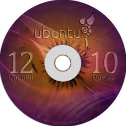 Ubuntu Linux 12.10 DVD - Includes both 32-bit and 64-bit Versions - Plus Easy Installation Guide Booklet [Special Edition]