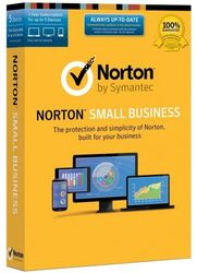 (PC/Mac/Mobile Key Card, 5 Devices) - Norton Small Business - 5 Device