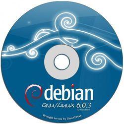 Debian 6.0.4 Full DVD Disc [32 BIT DVD] - Latest Version Squeeze