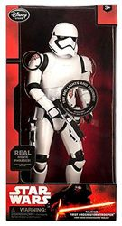 Star Wars The Force Awakens First Order Stormtrooper Talking Action Figure