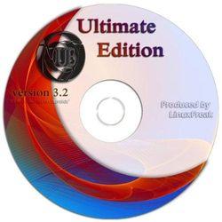 Ultimate Edition Linux 3.2 - [ 32-bit DVD ] - Like Ubuntu on Steroids