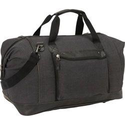 (black) - Preferred Nation Tahoe Canvas Duffel Bag