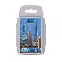 (Skyscrapers) - Skyscrapers Top Trumps Card Game