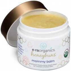 Soothing Nipple Cream for Breastfeeding Moms 60ml 100% Natural, USDA Certified Organic Healing Balm For Chapped, Irritated, Sensitive Skin. Non-GMO, Cruelty Free, Baby Safe Breastfeeding Cream