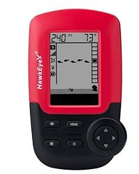 HawkEye FishTrax 1 Portable Fishfinder with Virtuview Icon Display