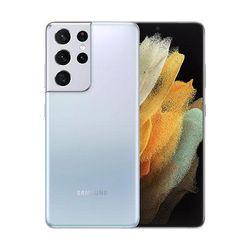 Samsung Galaxy S21 Ultra 5G 256GB 12GB RAM [Snapdragon 888]-Phantom Silver