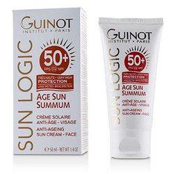 GUINOT - Sun Logic Age Sun Summum Ant-Ageing Sun Cream For Face SPF 50+
