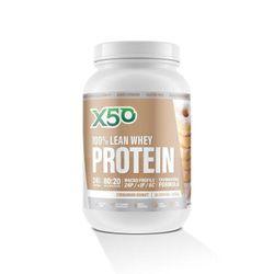 Tribeca Health X50 100% Whey Protein 30 Serves