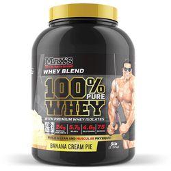 Max's 100% Pure Whey Protein Powder 5lb