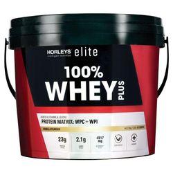 Horleys 100% Whey Plus Protein Powder 5.5lb