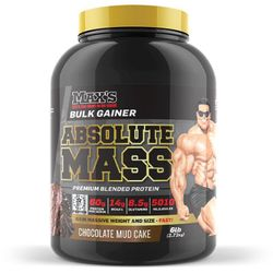 Max's Absolute Mass Whey Protein Powder 6lb