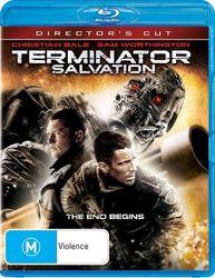 Terminator Salvation Blu-ray Region B