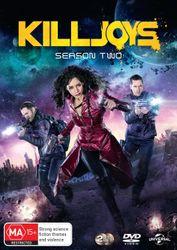 Killjoys Season 2 DVD Region 4