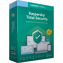 ***SPECIAL OFFER**** Kaspersky Total Security (KTS) OEM (3 Device 1 Year) Supports PC, Mac, & Mobile