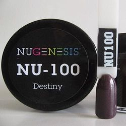 Nugenesis Dipping Powder Nail System Color NU-100 - Destiny - 43g