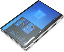 """HP EliteBook x360 1040 G8 Hybrid (2-in-1) 35.6 cm (14"""") 1920 x 1080 pixels Touchscreen 11th gen Intel® Core™ i7 8 GB LPDDR4x-SDRAM 256 GB SSD Wi-Fi 6 (802.11ax) Windows 10 Pro Silver"""