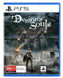 Demon's Souls For Ps5 Game PlayStation5 Games Brand New
