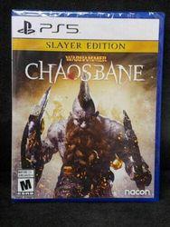 Warhammer: Chaosbane - Slayer Edition PS5 Game Brand New